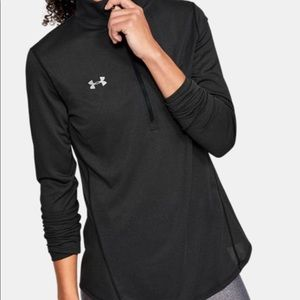 Under Armour Zip Front Hoodie